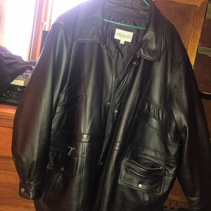 Leather Jacket EXCELLED designer